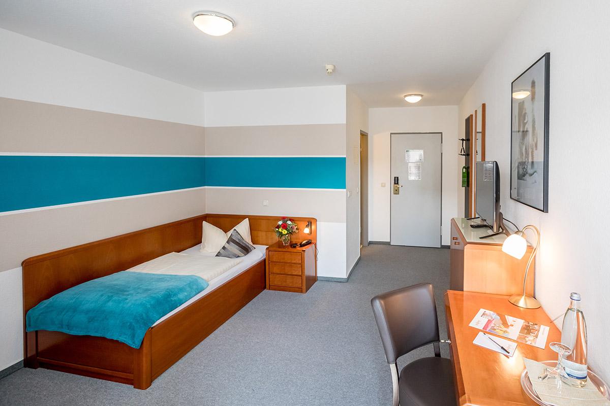 Einzelzimmer Hotel Stadtfeld Magdeburg